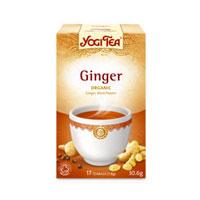 Yogi Tea Ginger 17 påsar