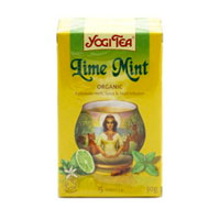 Yogi Tea Lime Mint 17 påsar