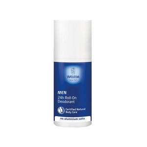 Men 24h Roll-On Deodorant 50 ml Weleda