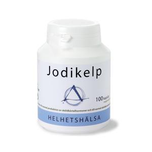 Jodikelp 100 kap Helhetshälsa