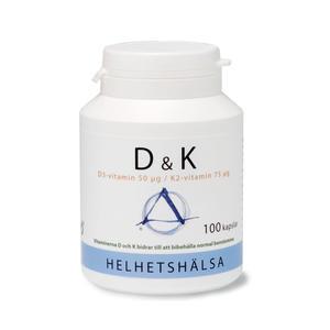 D & K 100 kap Helhetshälsa