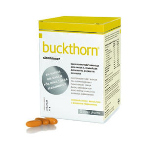 Buckthorn 1000 mg 60 kap Elexir Pharma