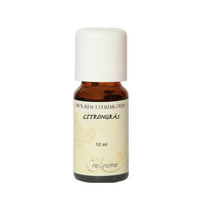 Citrongräs - eterisk olja 10 ml
