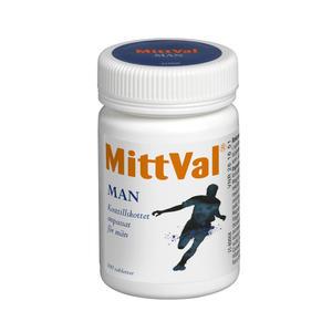 MittVal Man 100 tab
