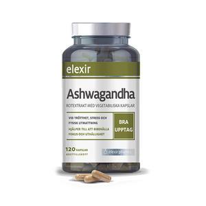 Ashwaganda 120 kap Elexir Pharma