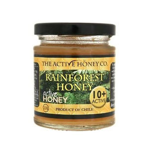 Rainforest honey 10 + 227 g Lifeplan
