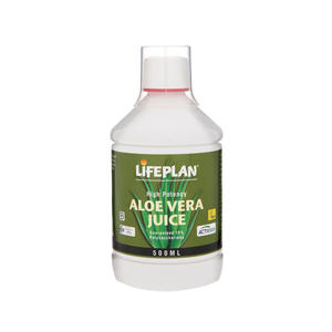 Aloe Vera Juice 500 ml Lifeplan
