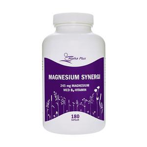 Magnesium Synergi 180 kap Alpha Plus