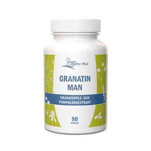 Granatin Man 60 kap Alpha Plus
