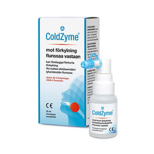 ColdZyme munspray 20 ml