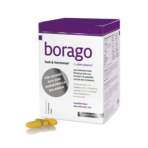 Borago 72 kap Elexir Pharma