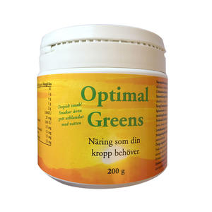 Optimal Greens 200 g