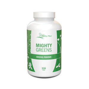 Mighty Greens 228 g Alpha Plus