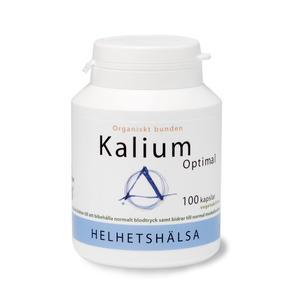 Kalium Optimal 100 kap Helhetshälsa