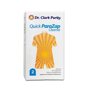 Hulda Clark Quick ParaZap 135 kap