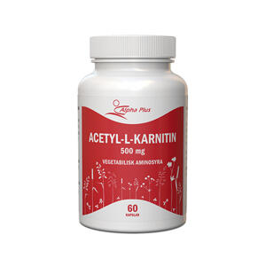 Acetyl-L-Karnitin 60 tab Alpha Plus