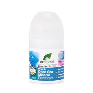 Dödahavsmineraler Deo 50 ml Dr Organic