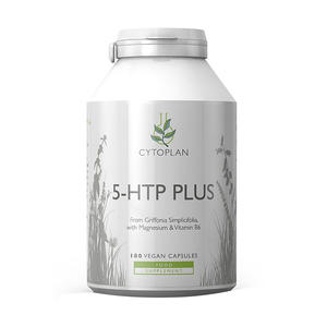 5-HTP plus 180 kapslar Cytoplan