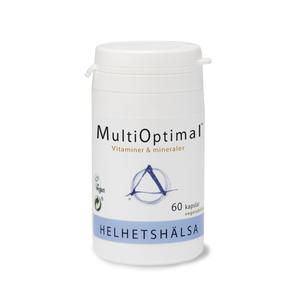 Multi Optimal 60 kap Helhetshälsa