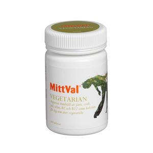 MittVal Vegetarian 100 tab