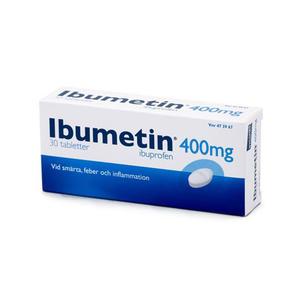 Ibumetin 400 mg 30 tab