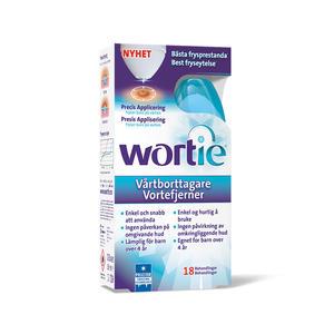 Wortie Vårtborttagare 50 ml 18 behandlingar