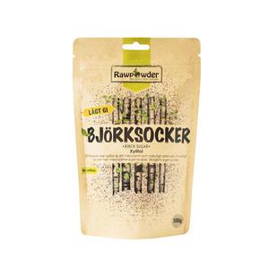 Björksocker 300 g Rawpowder