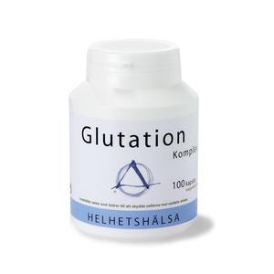 Glutation Komplex 100 kap Helhetshälsa