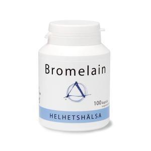Bromelain 100 kap Helhetshälsa