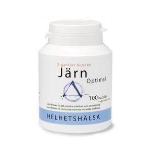 Järn Optimal 100 kap Helhetshälsa