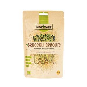 Broccoligroddar Sprouts 115 g EKO Rawpowder