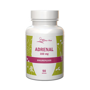 Adrenal 160 mg 90 kap Alpha Plus